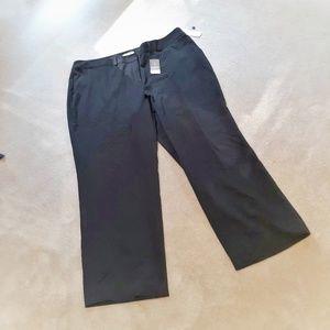 NWT PLUS Liz Claiborne Dress Pants 24W